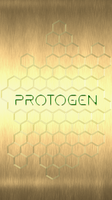 Protogen Green and Gold by miphdanzos