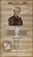 RE4 - The ladder by lux-rocha