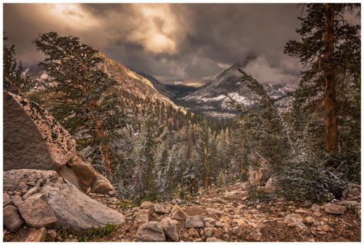 Valley of Gloom by EtherealSceneries