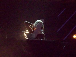 Lady Gaga Live by holleighwood
