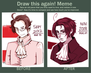 Draw This Again: Austria by Amphany