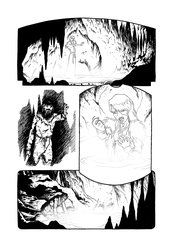 The Well, page 8. by Sebastian-Ericson