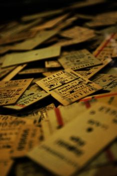 Tickets by TheTaier