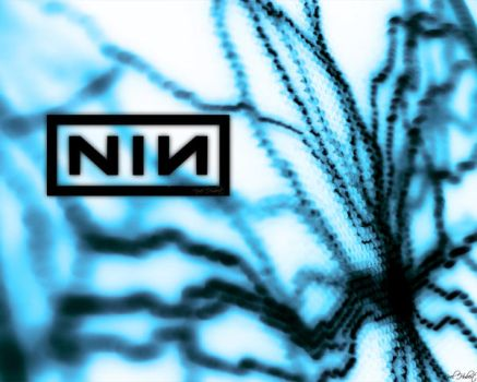 Electric Nine Inch Nails by Couchdweller