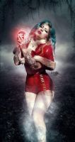 Latex Red Riding Hood by Miss-MischiefX