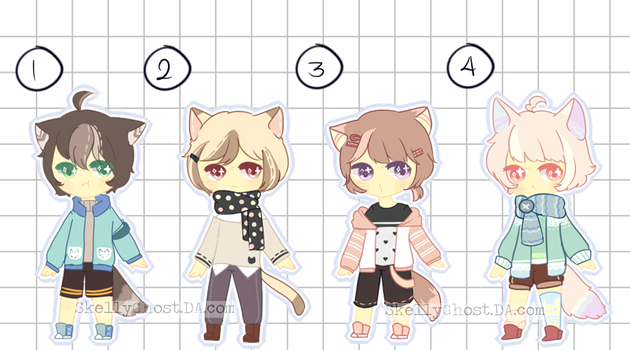 Set Price Adopts|OPEN by SkellyGhost