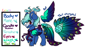 +Closed+ Collab Peacock SP Auction by Scented-Ponies-Admin