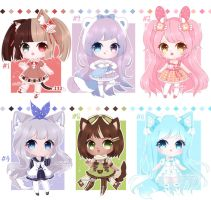 Adoptables 61 [Closed] by Shiina-Yuki