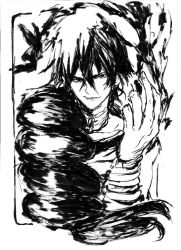 Judal magi the labyrinth of magic by therockerrabbit