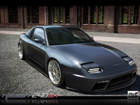 Nissan 240Sx by AwBStyle