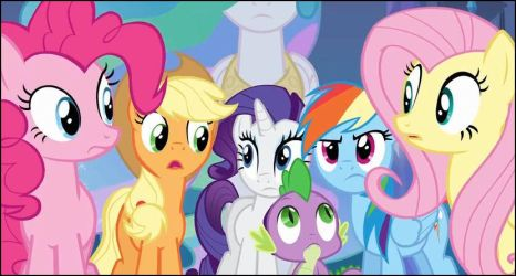 My Little Pony Equestria Girls moments 5 by Wakko2010