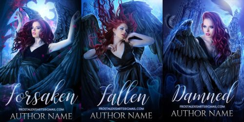 Angel Premade Series ***SOLD*** by FrostAlexis
