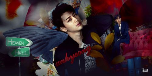 Song Yunhyeong: Heaven and Hell by DarknessOnly13