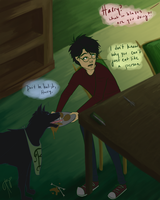 Don't be foolish, Harry. by bbandittt