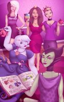 Disney's Mean Girls by whysoawesome