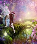 To The Fairies They Draw Near by LuthiensLight