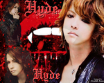Hyde Wallpaper by XxXPixelPerfectXxX