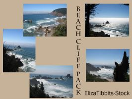Beach Cliff Pack by ElizaTibbits-Stock