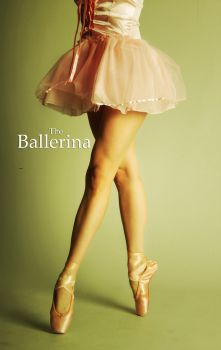 The Ballerina - Book Cover by Eve-the-Angel1399
