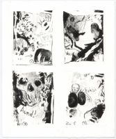 Lithography Exercise Panels by seneschal