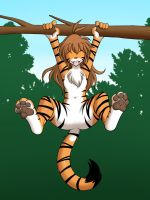 Hang in there Flora 1 by Twokinds