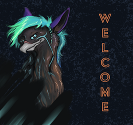 Welcome July 2018 by Gryphonwolf6274
