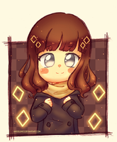 Commission | Haley Chibi by AngelLinx3