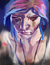 Chloe Price by TheAjsAx