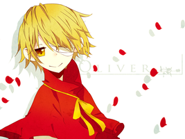 Oliver in RED by kanaro17