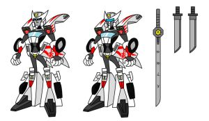 TFA Drift Reference by AleximusPrime