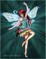 Killingly Gorgeous - A Gift For Winxhelina by SweetLittleVampire