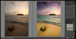 Lightroom Landscape Seascapes by eyesweb1