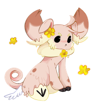 Day 19: Buttercup Pig (CLOSED) by bubblegum-party