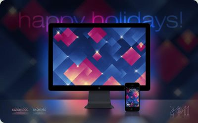 Happy Holidays 2011 by 5-G