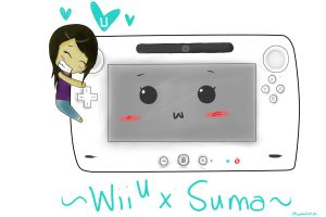 Suma loves Wii U by Moroboshist