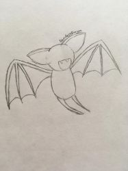 Zubat by Naruto13dragon