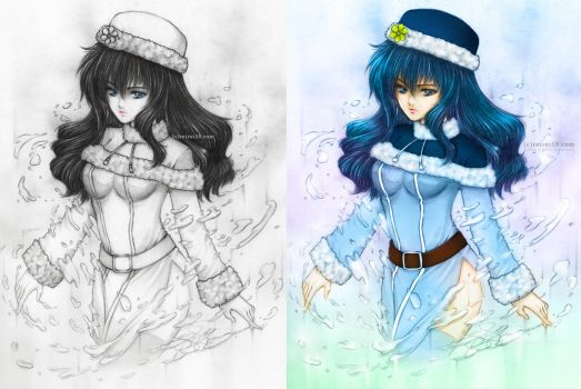 Juvia part 2 by reirei18