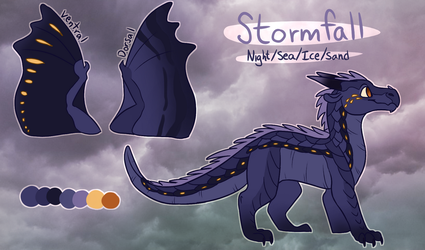Stormfall || Contest Entry by Ribbon-Wren