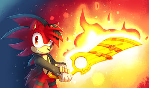 AT: Fire up! by KetLike