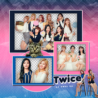 264|Twice|Png pack|#01| by happinesspngs