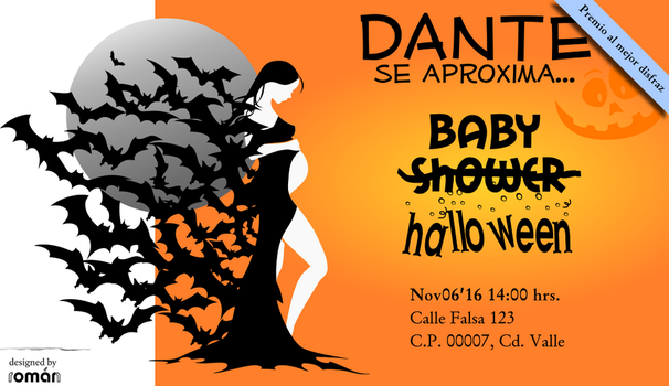 Baby Shalloween by omaroman
