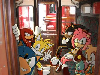 Train by Nicky-306