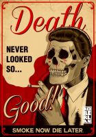Smoke Now Die Later by roberlan