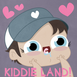 KIDDIE LAND by beyx