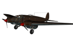 Daz Baz HE 111 H2 North Africa by anthsco