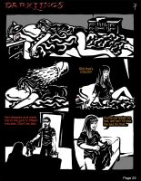 Darklings - Issue 1, Page 23 by RavynSoul
