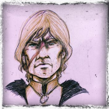 Tyrion Lannister, Hand of the King by Inked-Phoenix