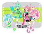 Auction Adopt Aliens UFO CLOSED by Taikoubou-Metal