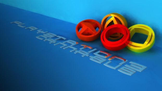 PS3 Wallpaper by Spaxx-Designs