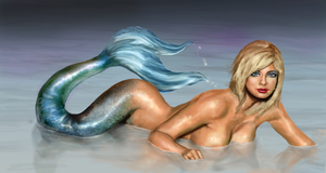 Mermaid Shallows v5 by SeatailsArt